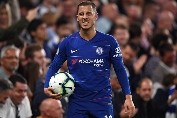 Hazard Mengaku Mulai Mengalami Kelelahan Saat Bermain Bola