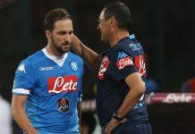 Serie A; Higuain Di Rumorkan Ingin Kembali Di Latih Sarri