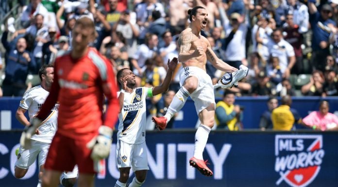 MLS: Ibrahimovic Raih Penghargaan Newcomer of the Year 2018 MLS