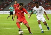 Timnas Indonesia Harus Menyerah Satu Gol Dari Singaura