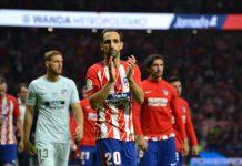 Juanfran- Kalahkan Barca, Atletico Harus Tampil Tanpa Cela