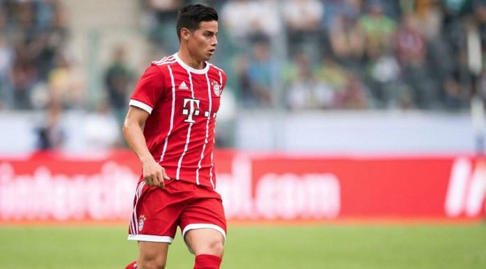 Munchen - James Rodriguez