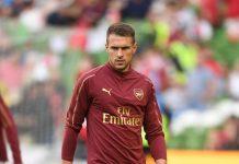 Juventus Siapkan Gaji Selangit Untuk Gaet Ramsey