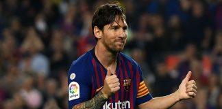 Kembalinya Lionel Messi, Barca Malah Kalah