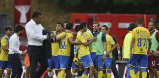 Klub Portugal, Araouca, Kena Sanksi Denda Karena Wifi Stadion Mati