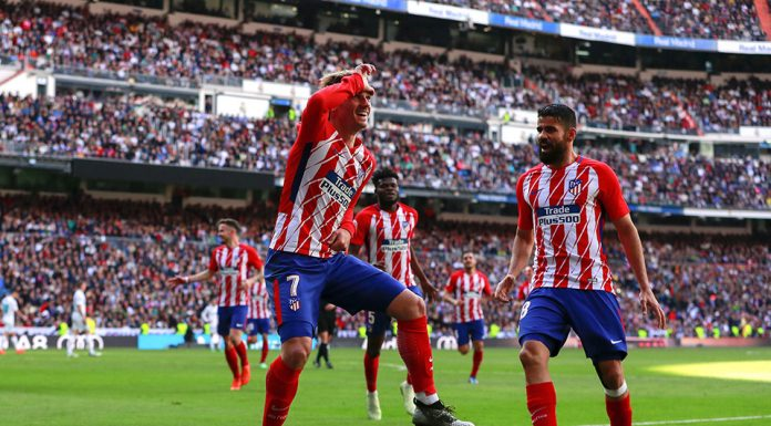 Atletico Madrid Ingin Teruskan Tren Positif