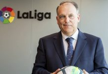 JAvier Tebas Anggap Liga Super Eropa Matikan LIga Lain