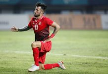 Piala AFF 2018; Lilipaly Optimis Indonesia Bisa Kalahkan Filipina