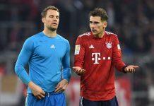 Lini Pertahanan Bayern Seperti Sedang Melawak