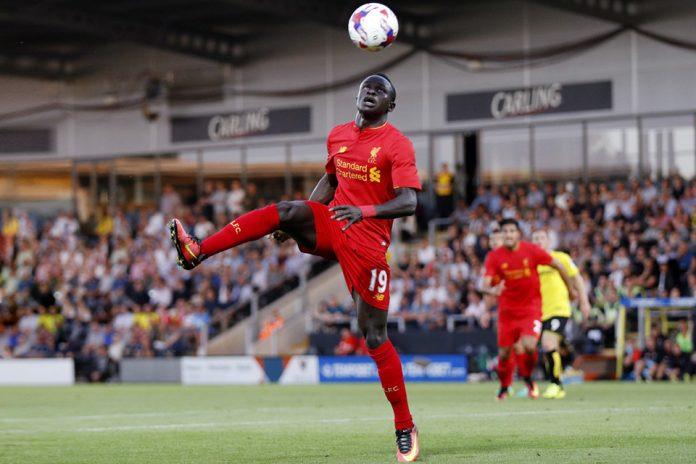 Liverpool Resmi Perpanjang Mane