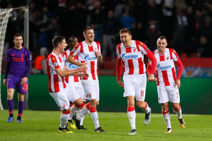 Liga Champions: Red Star Belgrade Bungkam Liverpool 2-0 Tanpa Balas