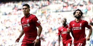 Liverpool Diunggulkan Kontra Vulham
