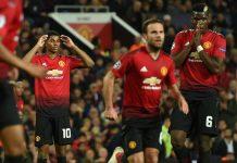 Nilai Saham Manchester United Turun