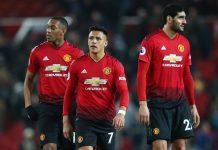 Manchester United Hanya Layak Untuk Posisi Empat Besar