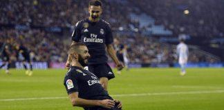 Real Madrid Menang di Kandang Celta Vigo 4-2