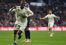 Madrid: Mainkan Vinicius Junior dan Cadangkan Bale, Solari Berani