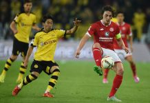 Dortmund Menang Kualitas Atas Mainz