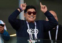 Berita International; Maradona Masih Optimis Messi Kembali Perkuat Argentina