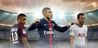 Melewati Messi Dan Ronaldo, Mbappe Menjadi Pemain Termahal Dunia