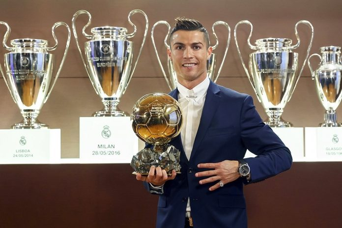 Tahun Ini Cristiano Ronaldo Sudah Membukukan Empat Rekor Gemilang