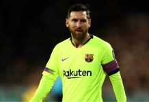 Messi Lampaui Rekor Ronaldo