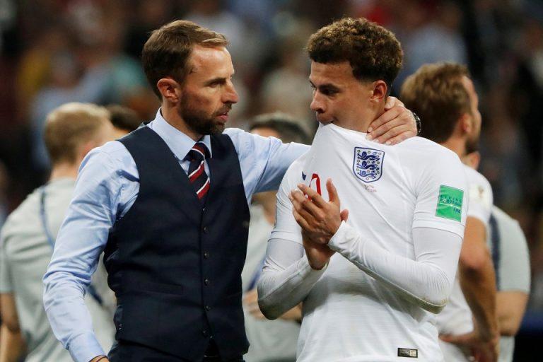 Meski Menang, Southgate Tetap Kritik Performa Timnas Inggris