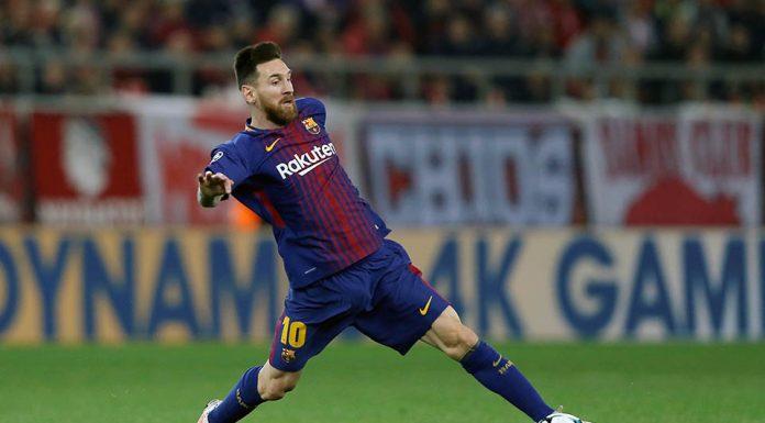 Messi Tetap Bahaya Meskipun Belum Fit 100 Persen
