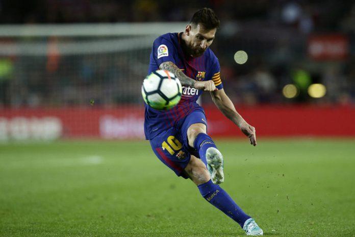 Tanpa Messi Barca Tetap Berbahaya