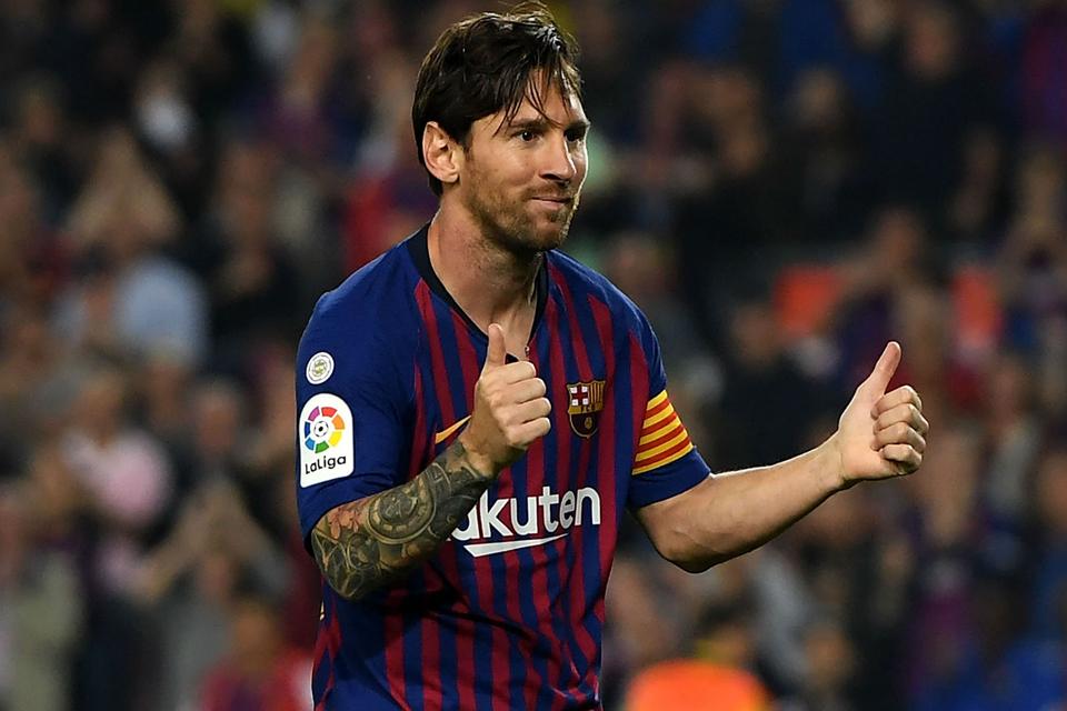 Messi ingin la liga ketat
