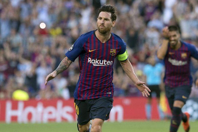 Messi Lampaui Capaian Gol Ronaldo di Liga Champions