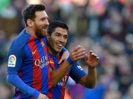 Messi dan Suarez Gemar Bobol Gawang Atletico