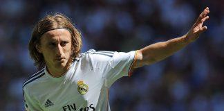 Modric Berharap Madrid Lebih Baik dibawah Solari