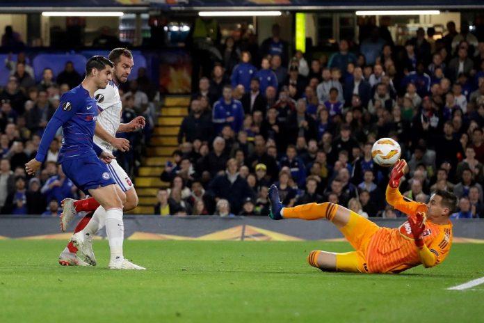 Bagi Morata Inggris Adalah Liga Terbaik Untuk Penyerang Dunia