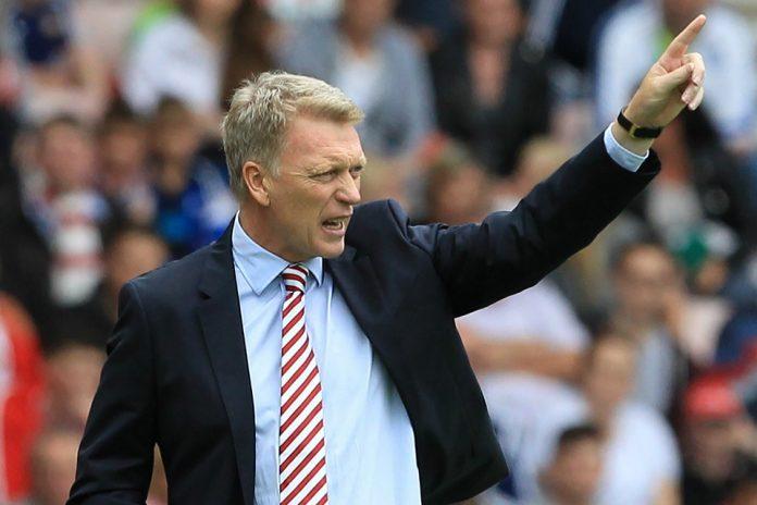 Manchester United - David Moyes