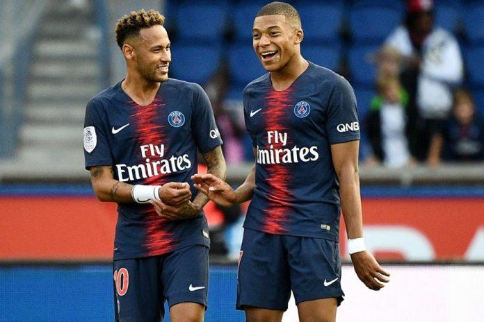 Neymar dan Mbappe Kunci Kemenangan PSG Atas Liverpool
