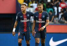 PSG Konfirmasi Cidera Mbappe dan Neymar