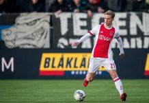 PSG Rogoh Kocek 75 Juta Euro Untuk de Jong