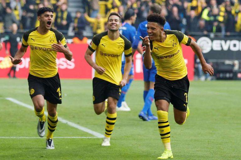 Penalti Loloskan Dortmund ke 16 Besar DFB-Pokal