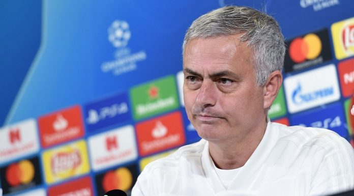 Alasan Jose Mourinho atas Kekalahan Man United