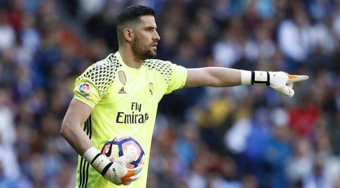 Solari Tengah Mencari Penjaga Gawang Terbaik Real Madrid
