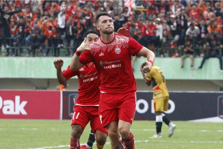Persija Amankan Puncak Klasemen Liga 1