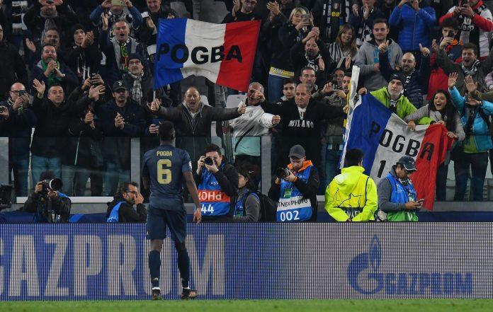 Sambutan Hangat Fans Juventus Membuat Paul Pogba Bahagia