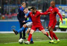 Portugal Sukses Tahan Imbang Italia
