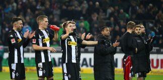 Bundesliga; Gladbach vs Hannover 96 Banjir Gol Tim Tuan Rumah