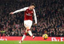 Ramsey Akan Bebas Transfer Akhir Musim ini