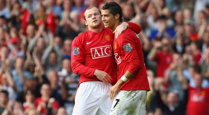Cristiano Ronaldo Ucapkan Kerinduannya Bermain Bersama Rooney