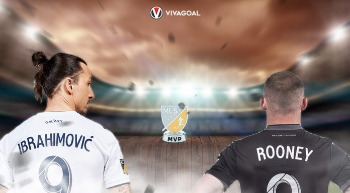 Rooney dan Ibra Bersaing di MLS
