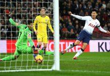 Liga Inggris; Chelsea Di Cundangi Spurs