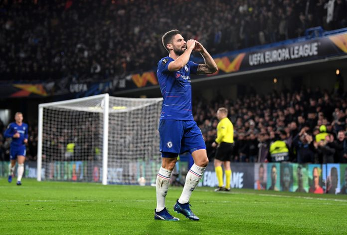 Sarri puas dengan Chelsea