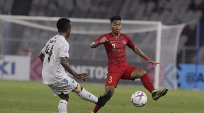 Piala AFF 2018: Alfath Fathier Senang Cetak Gol di Laga Debutnya